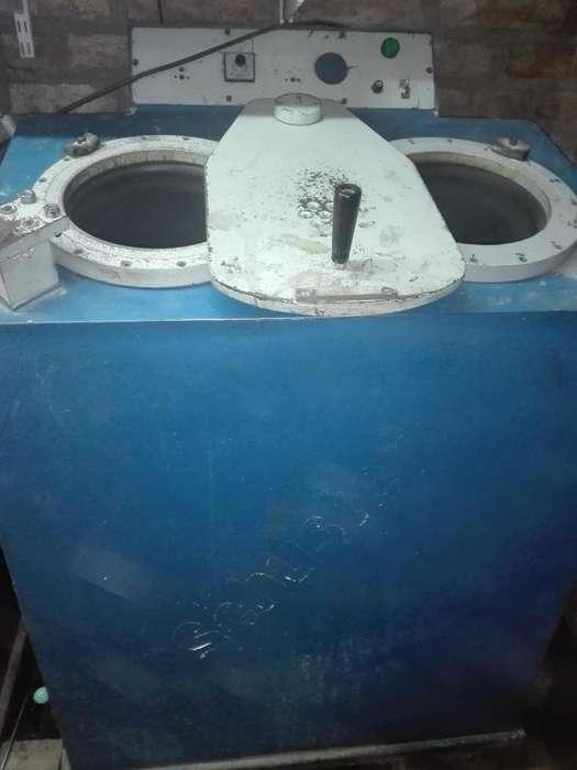 Maquina De Pegar Calzado Lavarropas Doble Boca