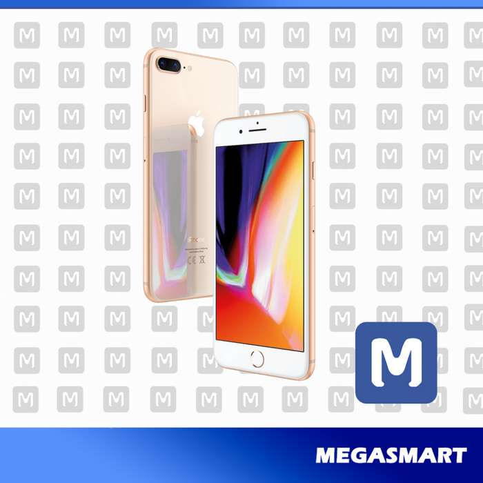 APPLE iPhone 8 PLUS 64Gb NUEVO! GARANTÍA ¡LOCAL COMERCIAL!