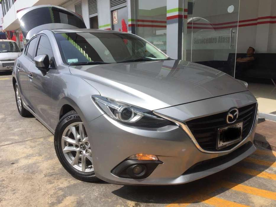 Mazda 3 Speed 2015 - 74000 km