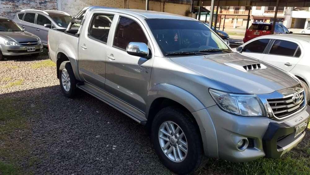 Toyota Hilux 2015 - 205000 km