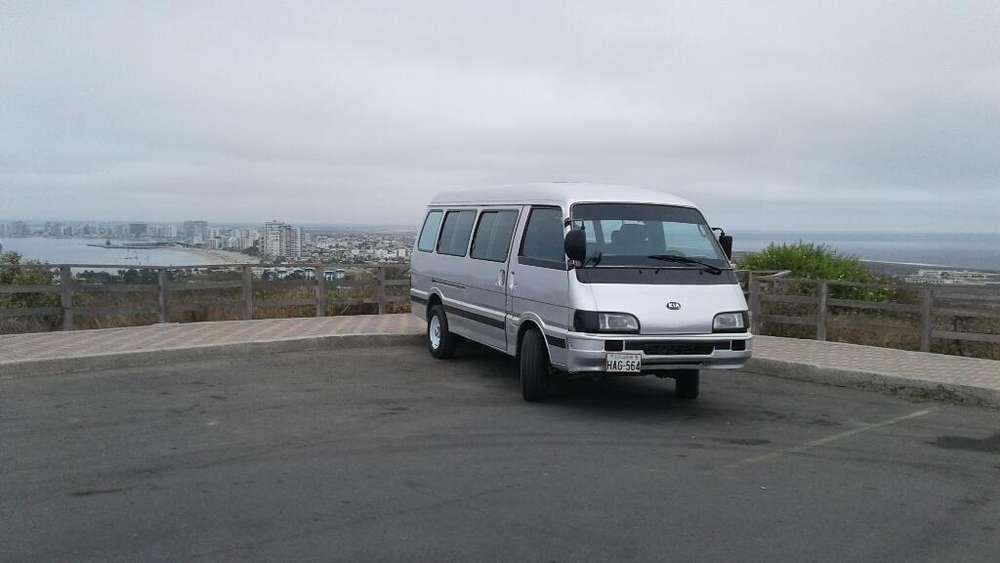Kia Otro 1993 - 600000 km