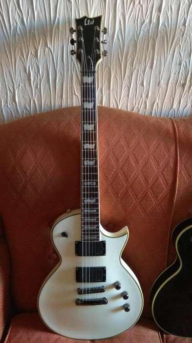 Vendo Guitarra Esp Ltd Ec-401