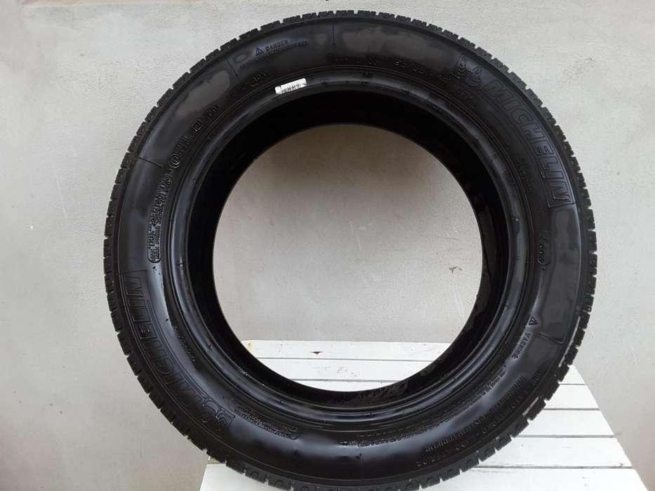 2 cubiertas <strong>neumatico</strong>s Michelin 195/55/16 de Peugeot 208. OPORTUNIDAD!