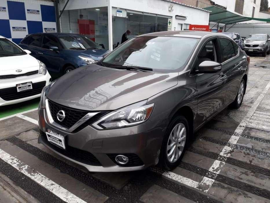 Nissan Sentra 2019 - 20496 km