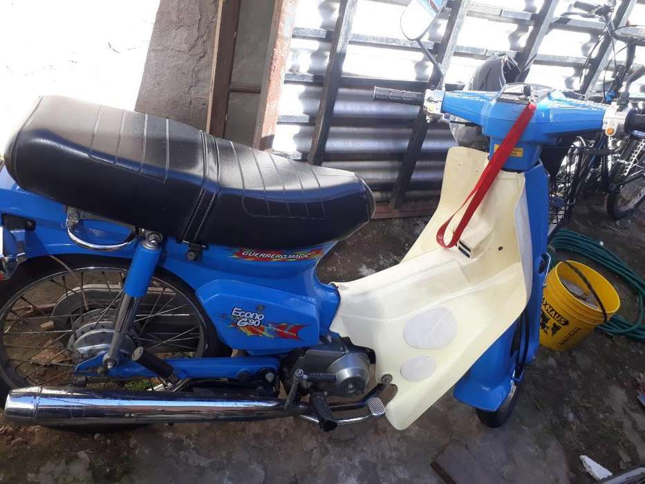 Vendo Moto Econo Guerrero Econo G90