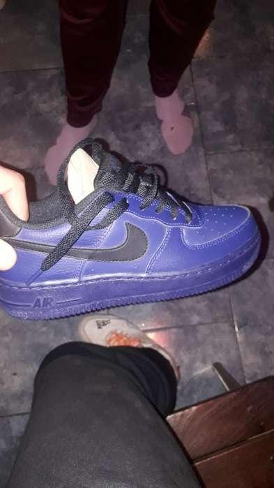 Nike Air Force Talle 35 Nvas sin Uso