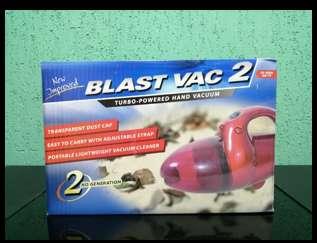 ASPIRADORA BLAST VAC 2