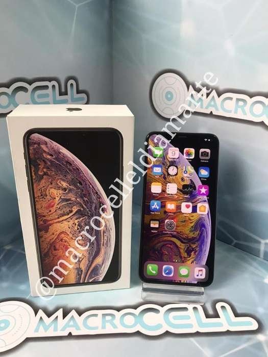 Vencambio iPhone Xs Max Color Blanco 64g