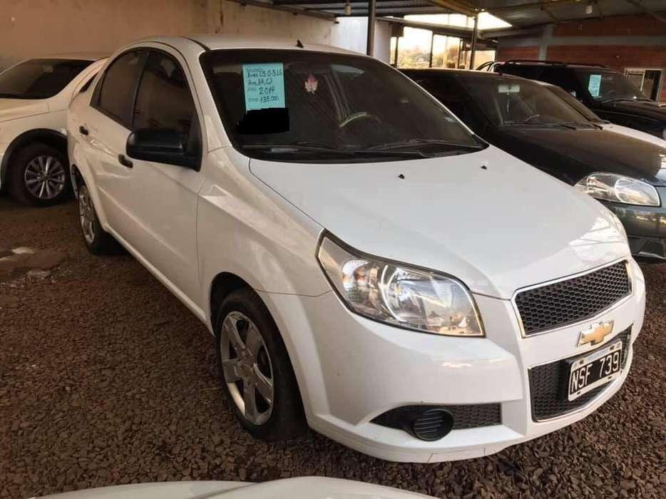 Chevrolet Aveo G3 2014 - 135000 km