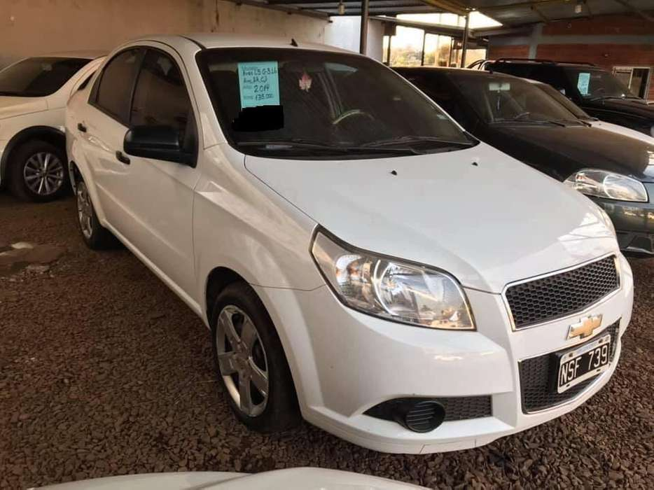 <strong>chevrolet</strong> Aveo G3 2014 - 135000 km