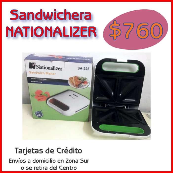 <strong>sandwichera</strong> NATIONALIZER