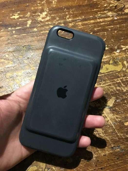 Funda Cargador de iPhone 6 - 6s