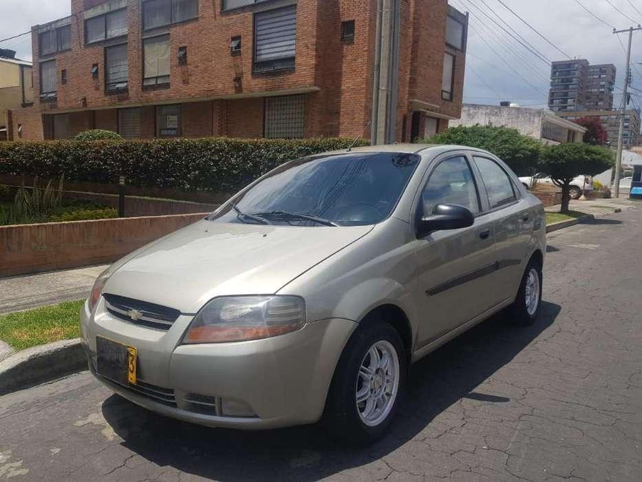 Chevrolet Aveo 2009 - 116000 km