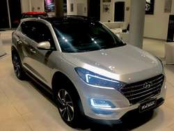 New Tucson Limited 4X4 At