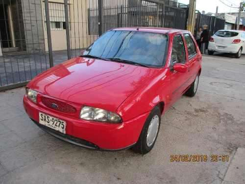 Ford (Europe) Fiesta 1999 - 11111111 km