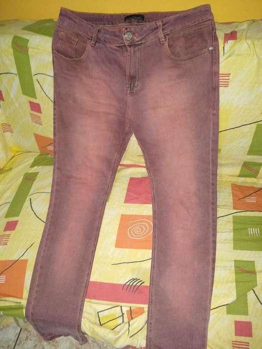 Pantalon Zara Talla 34 Original