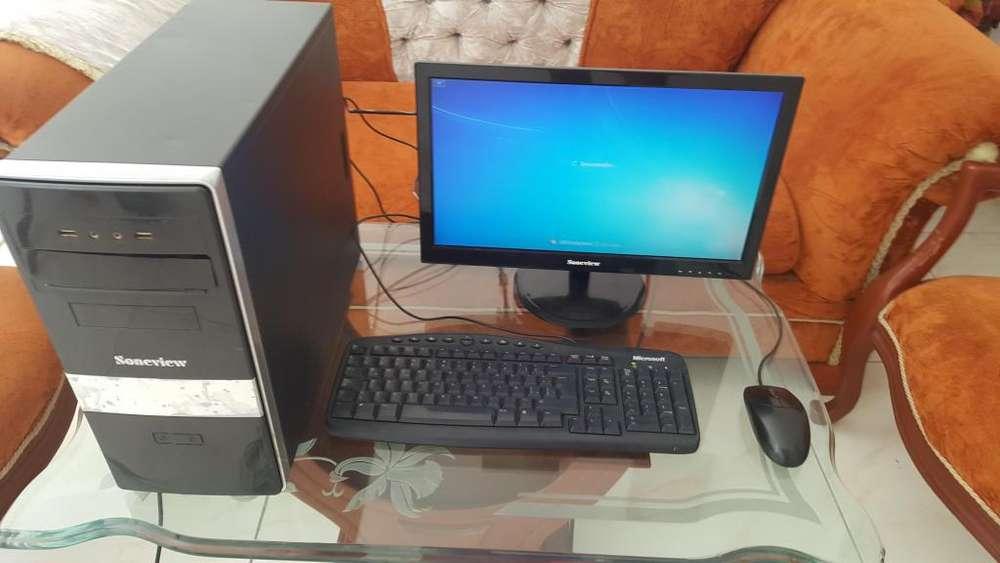 PC MESA INTEL CORE I3 completo!