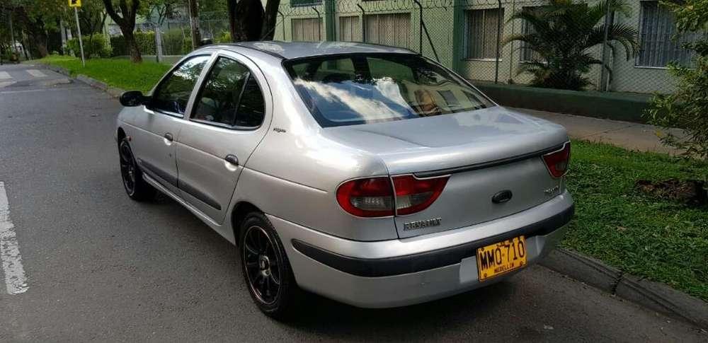 Renault Megane  2001 - 191300 km