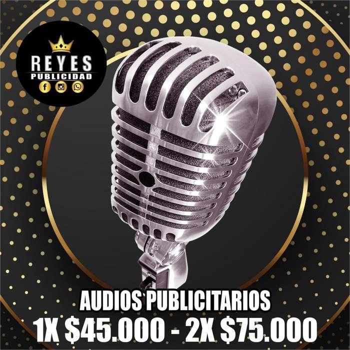 GRABACIONES DE AUDIO CUÑAS JINGLES PERIFORNEO BTL PBX CONMUTADOR VOZ COMERCIAL PUBLICIDAD CALI DJ ANIMADOR LOCUTOR