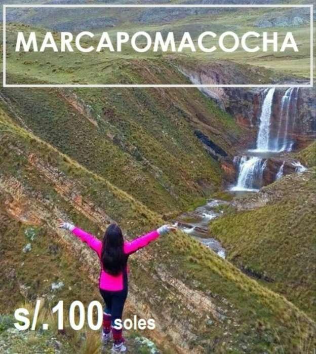 Full Day Marcapomacocha