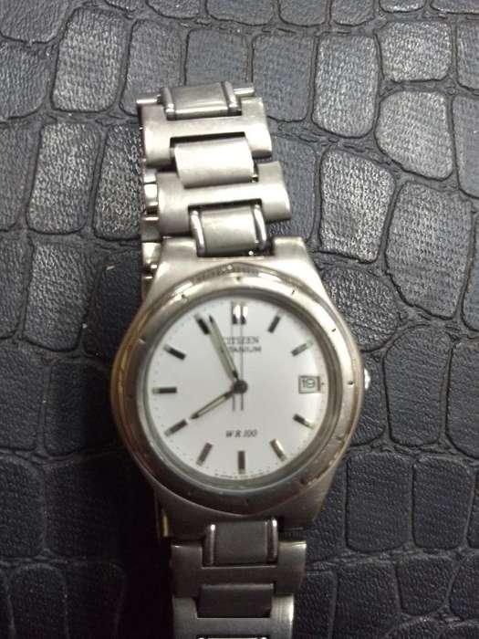 Reloj <strong>citizen</strong> Titanium