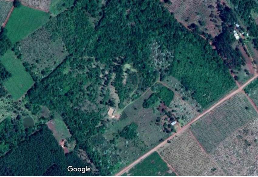 <strong>chacra</strong> de 25 hectáreas