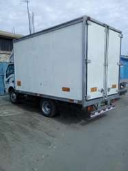 Camioneta pick up furgon