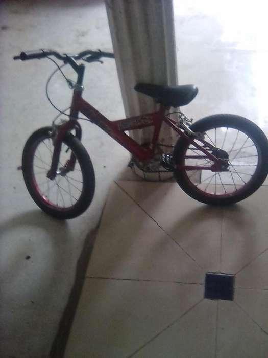Bicicleta para nino