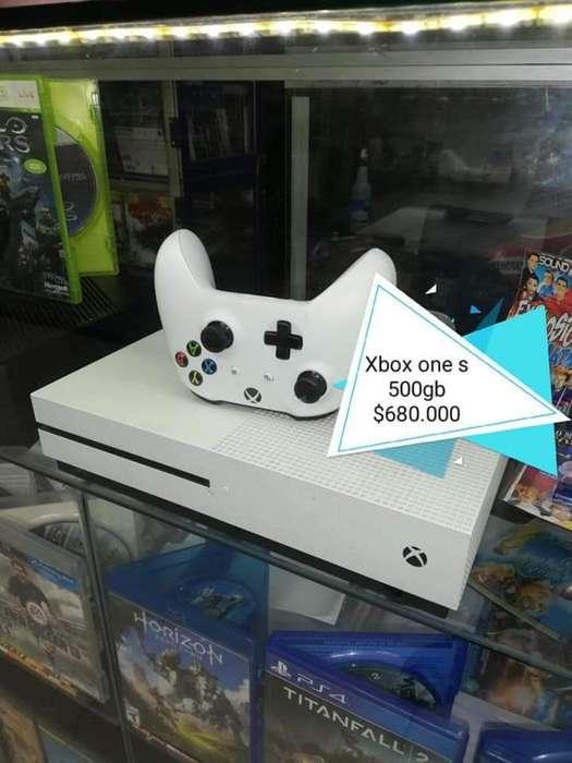 Xbox One S Promoción