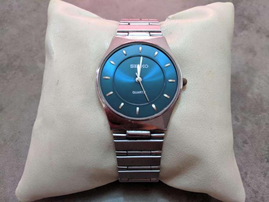 Reloj <strong>seiko</strong>
