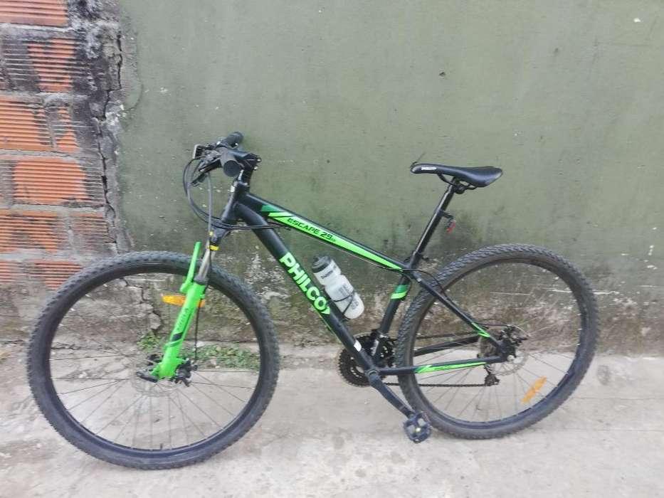 Bicicleta Montabaike