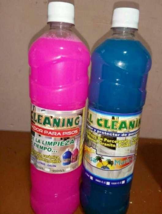 Desmachador para Pisos All Cleaning