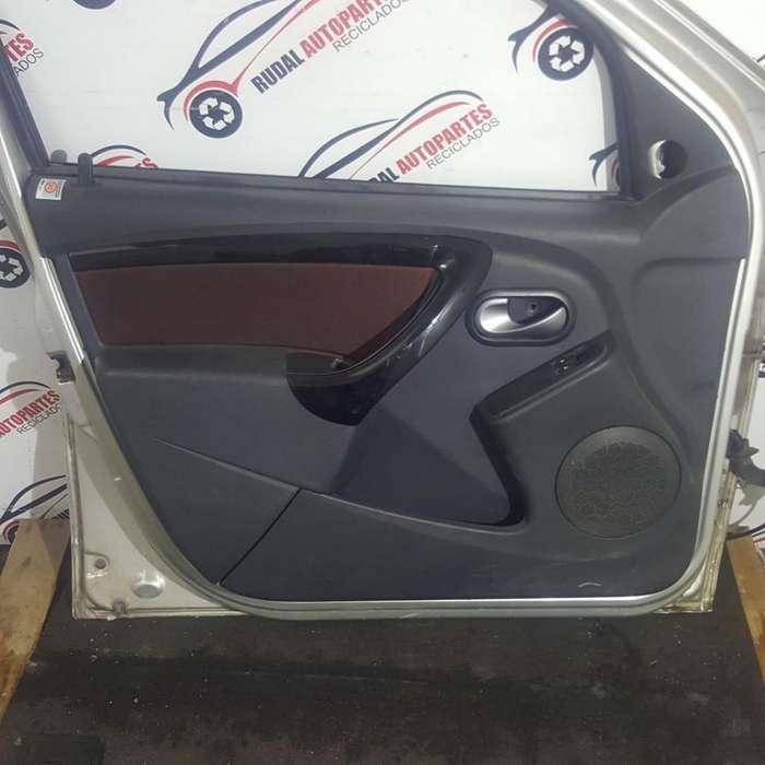 Tapizado Puerta Delantera Izquierda Renault Sandero Stepway 2375 Oblea:03396539