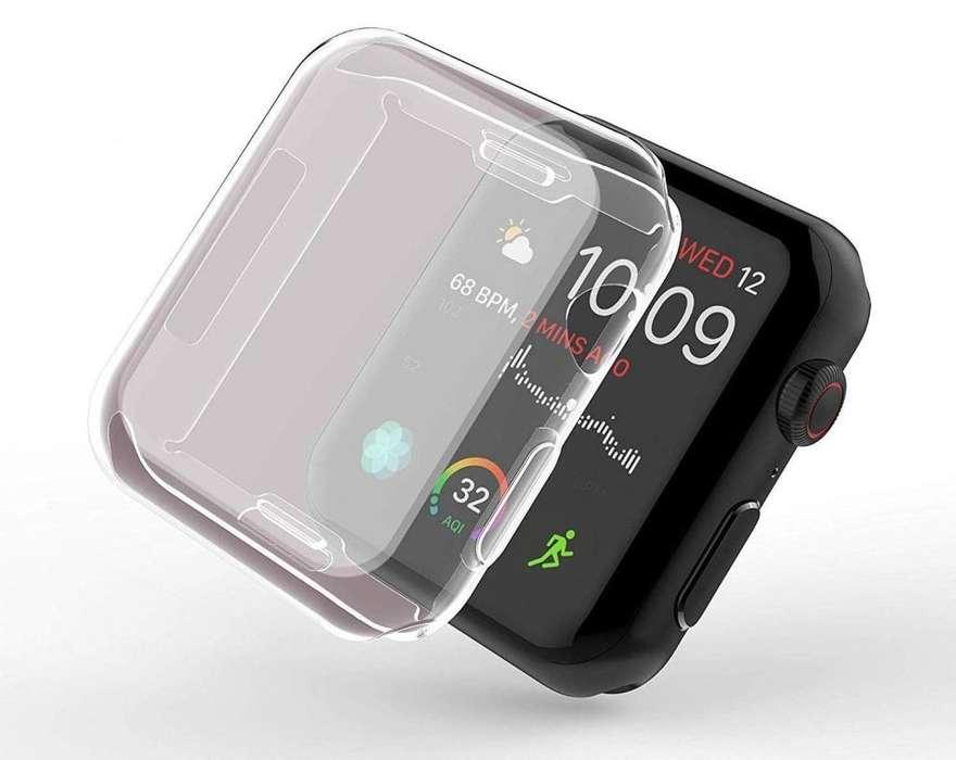 Protector de Pantalla y Cuerpo para Apple Watch Series 4 de 44mm en Bogotá