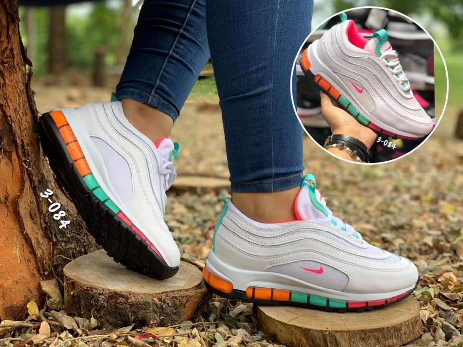 Nike Hermosos Tenis