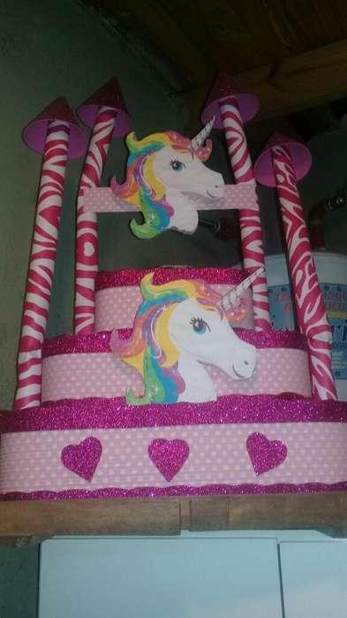 Vendo Piñata de Unicornio O Cambio