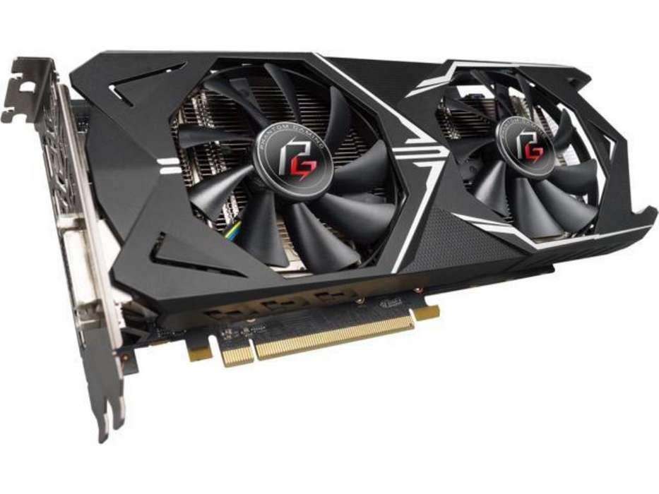 Rx 580 8gb Asrock Gaming Phantom