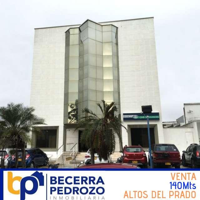 SE VENDE OFICINA AMOBLADA EN EL BARRIO ALTOS DELPRADO CODIGO: VT0151