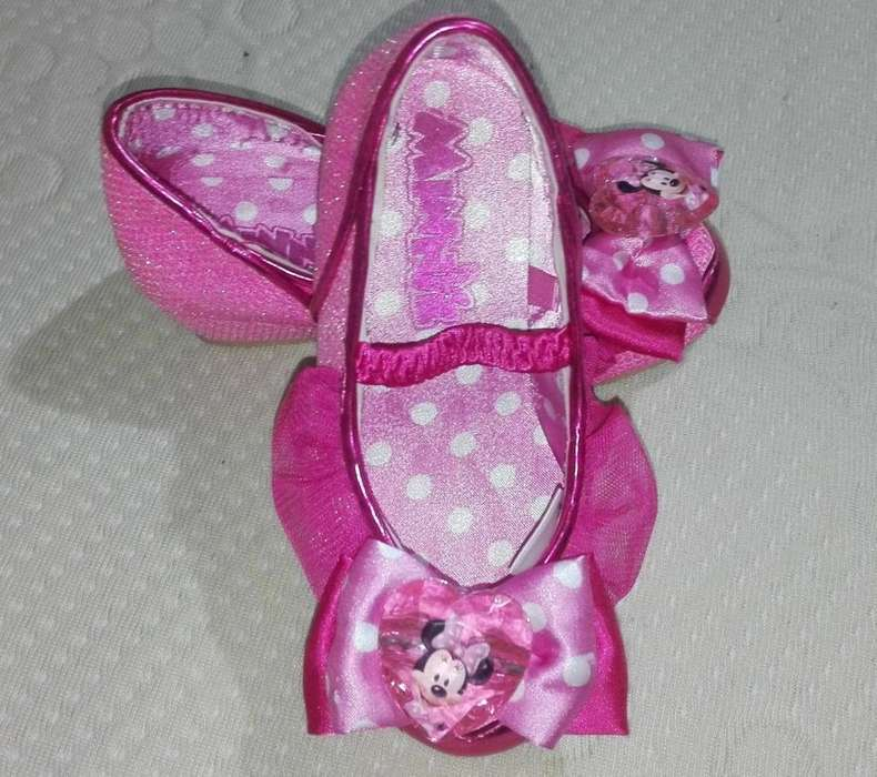 Zapatos Disney Minnie Original