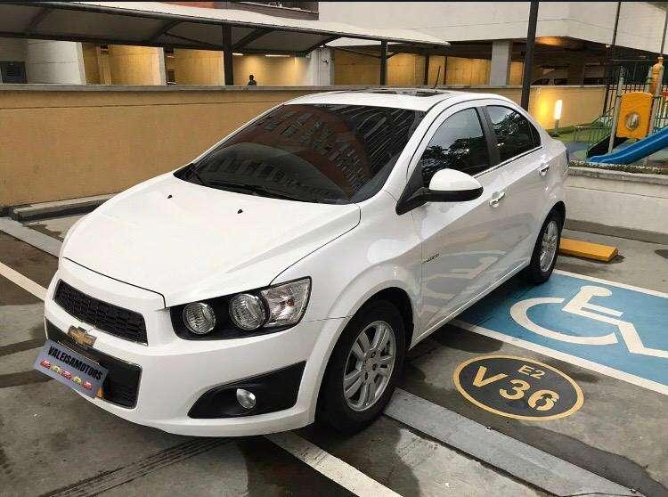 Chevrolet Sonic 2015 - 35000 km