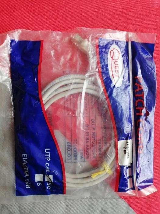 Cables de Red 2mts