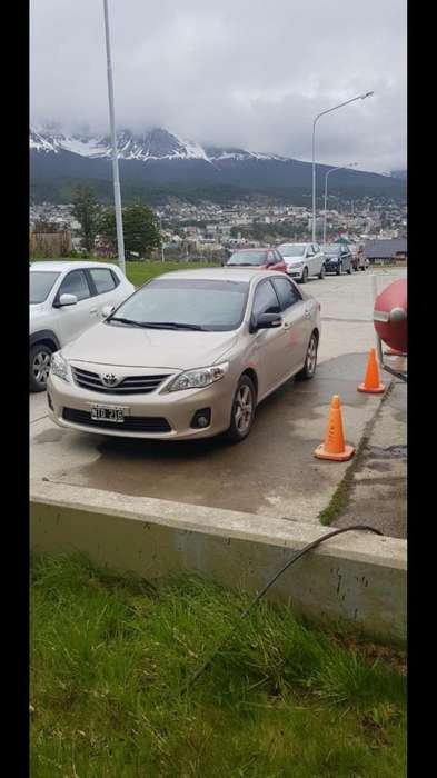 Toyota Corolla 2014 - 0 km