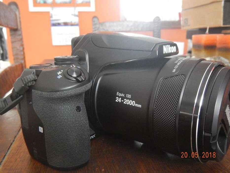 Vendo Nikon P 900 en Caja 650 DOLARES Alejandro 2235829881