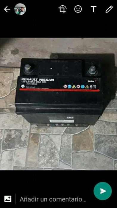 Vendo Bateria de 50 Y 60 Amper Renault