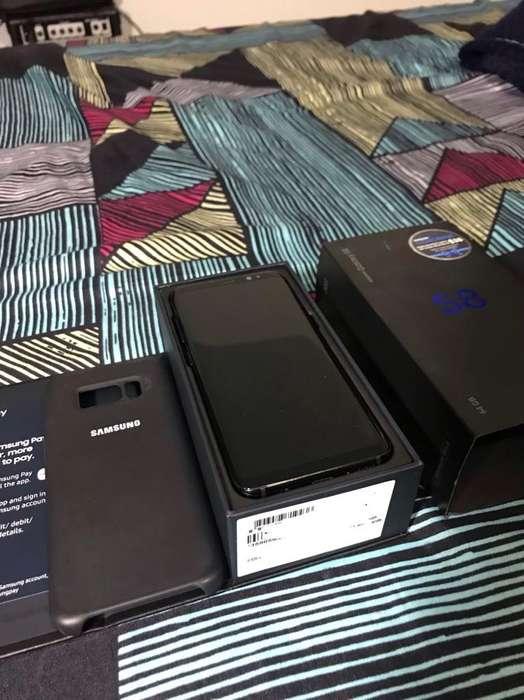 Vendo Samsung S8 Único Dueño