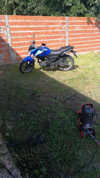 Vendo <strong>moto</strong> Guerrero Queen 200 Impecable