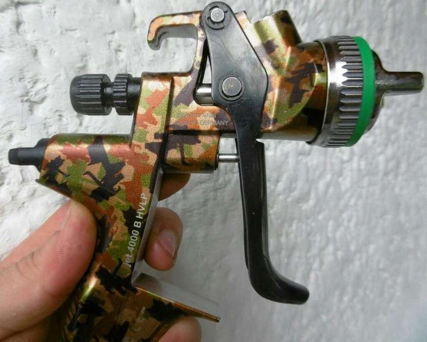 Vendo Pistola Sata Jet 4000 B Hvlp