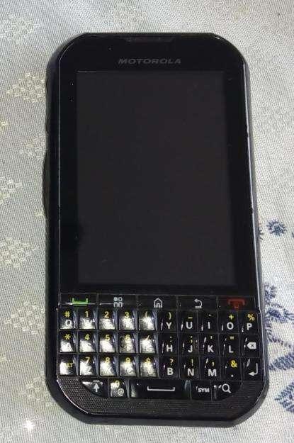 <strong>nextel</strong> Motorola Titanium Smartphone Impecable Estad Poco Uso