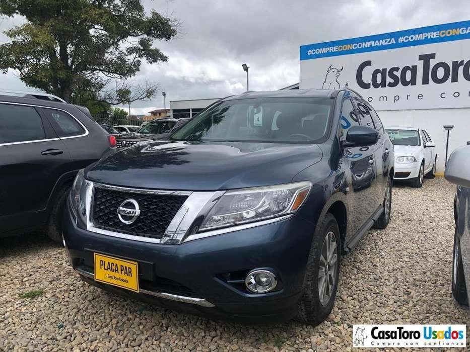 Nissan Pathfinder 2014 - 61256 km