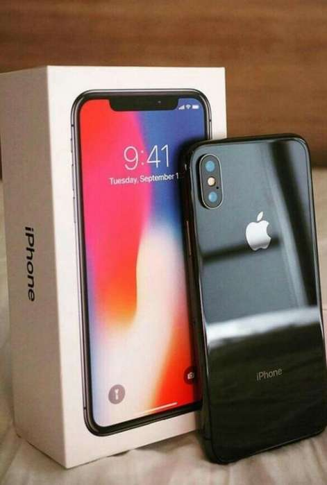 Vendo Mi iPhone X de 256 Gb